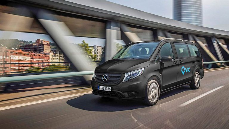 Mercedes-Benz Vans steigt ins Carsharing ein