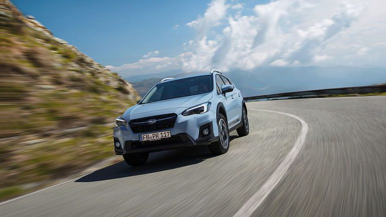 Subaru XV übt Verzicht auf Dieselmotor