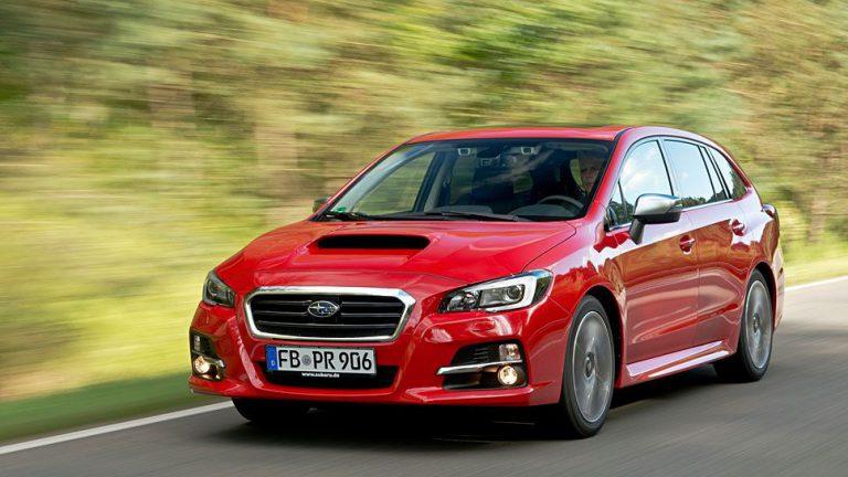 Subaru Levorq: Entspannter Begleiter mit wildem Äußeren