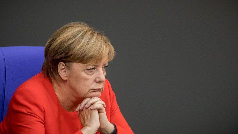 Merkel für vernünftigen Übergang zu alternativen Antrieben