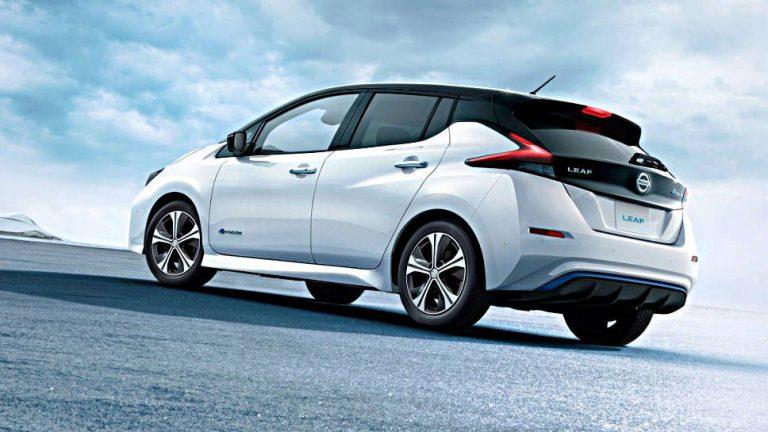 Neuer Nissan Leaf teilautonom unterwegs