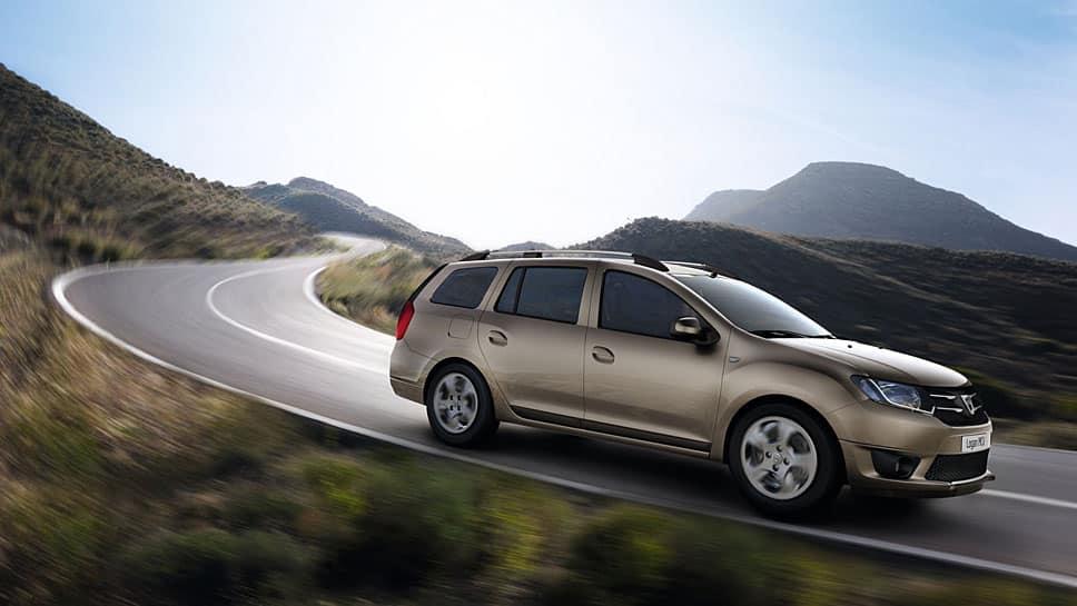 Fahrer eines Dacia Logan MCV fahren demnächst günstiger