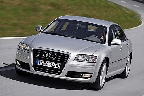 Audi ruft Luxuslimousine A8 zurück